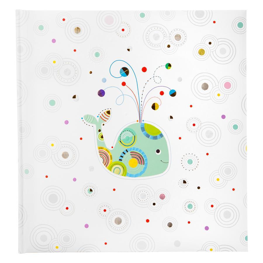 goldbuch Babyalbum - Whale Serenity