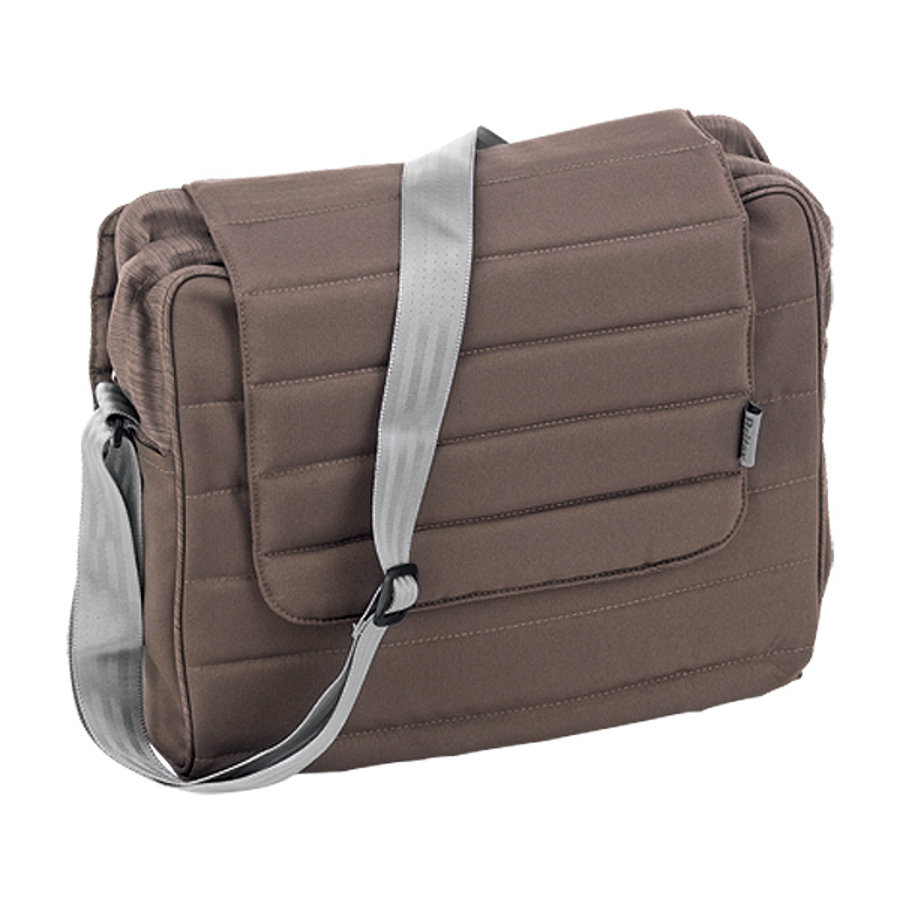 Britax affinity Diaper Bag Fossil Brown Collection 2014
