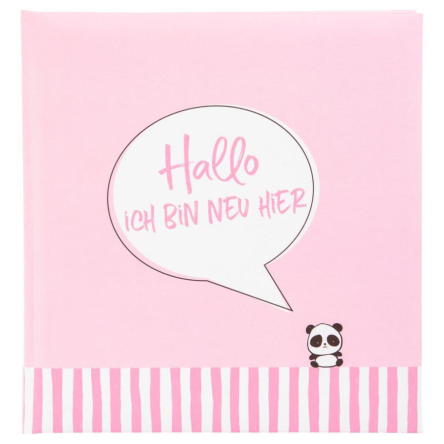 goldbuch Babyalbum - Ich bin neu hier rosa