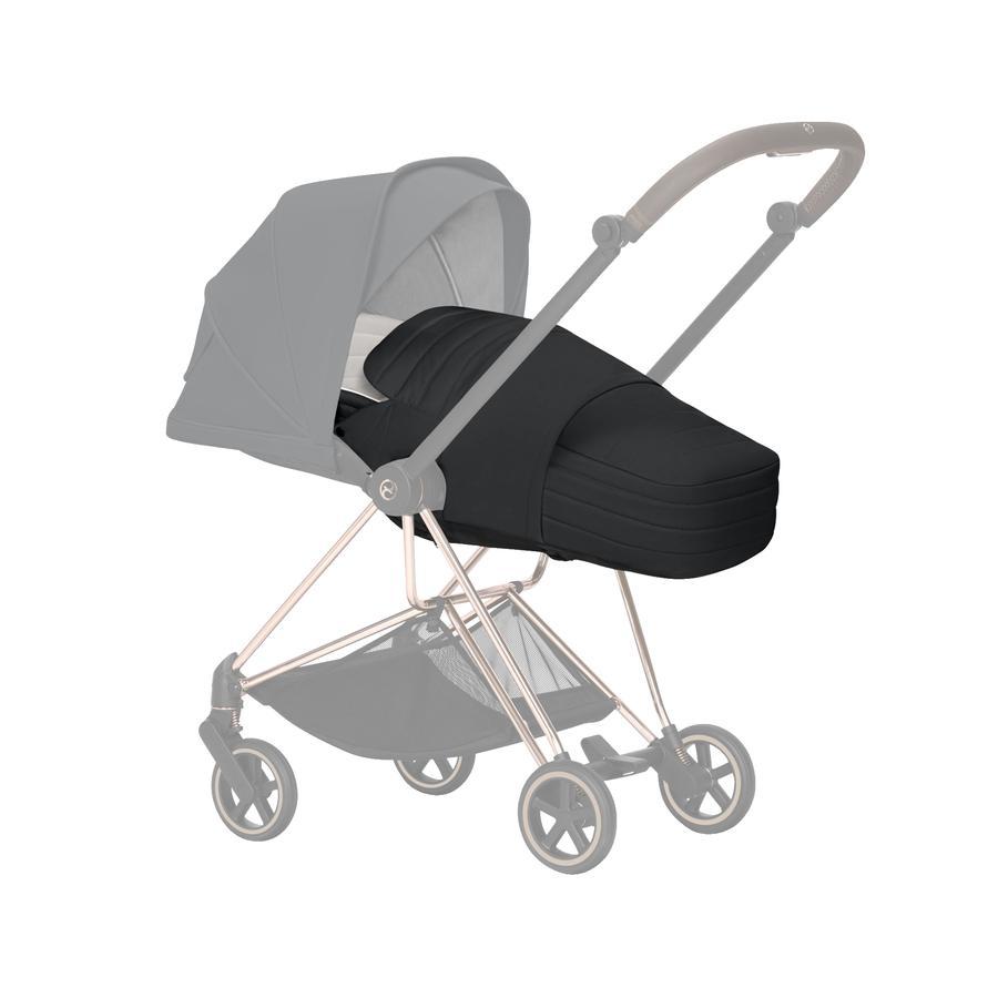 cybex PLATINUM Kinderwagenaufsatz Lite Cot Black