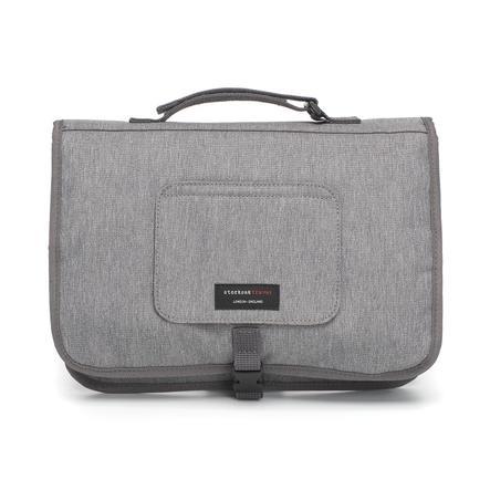 storksak Borsa fasciatoio Travel Grey