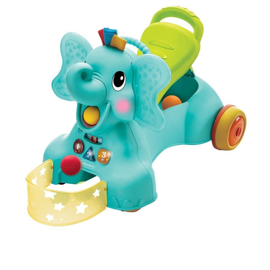 Infantino Senso Lauflernwagen Elefant