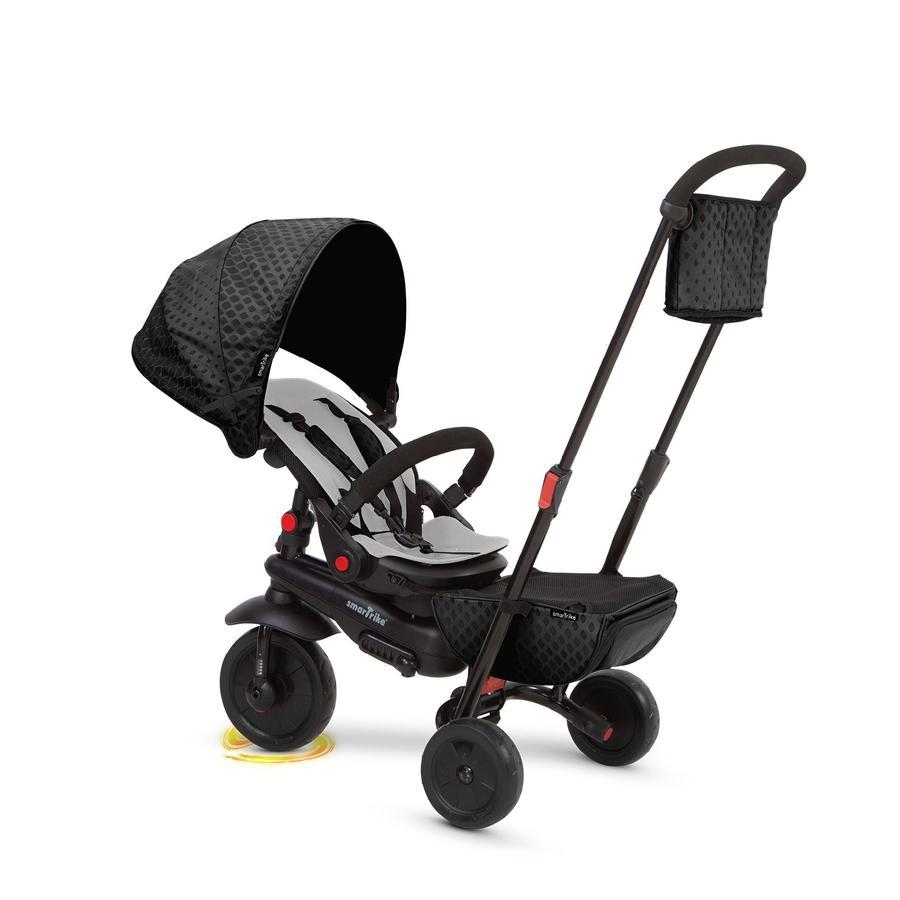 smarTrike® Trehjuling 8-in-1 smarTfold™ 700 svart