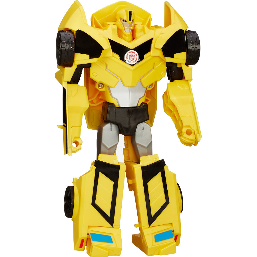 HASBRO Transformers Robots in Disguise 3-Step Changer - Bumblebee