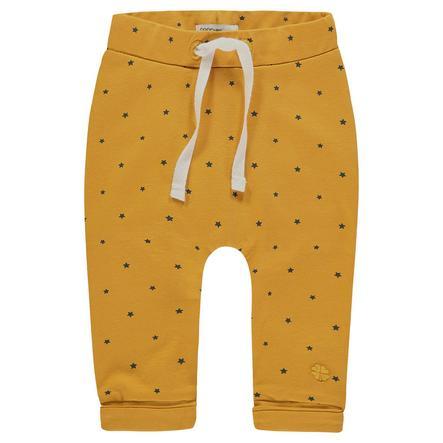 noppies Spodnie z dresami Kris miodowo-żółty