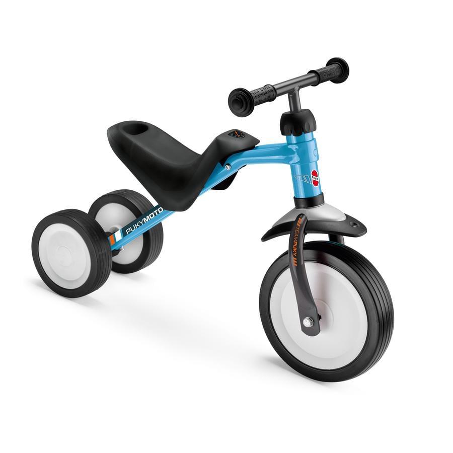 PUKY® Springcykel Pukymoto®, blå/antracit 3040