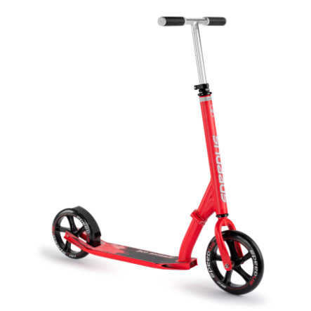 PUKY Roller Speed us One, rosso 5000