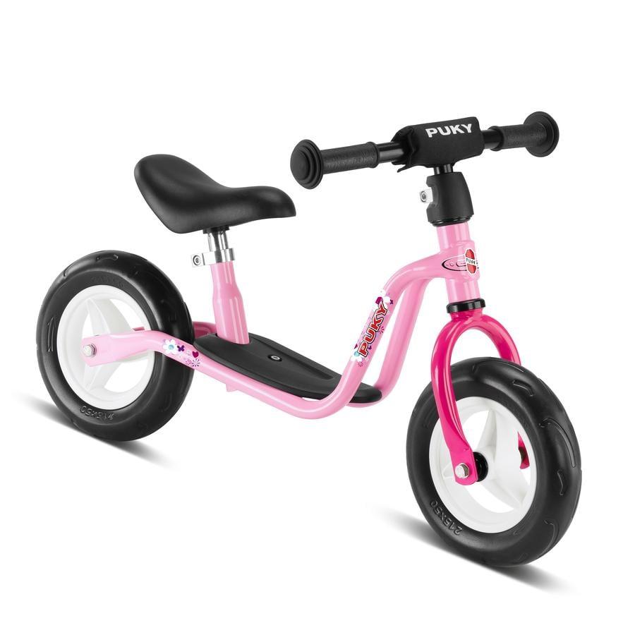 PUKY® Bicicletta senza pedali LR M fucsia/rosa 4061