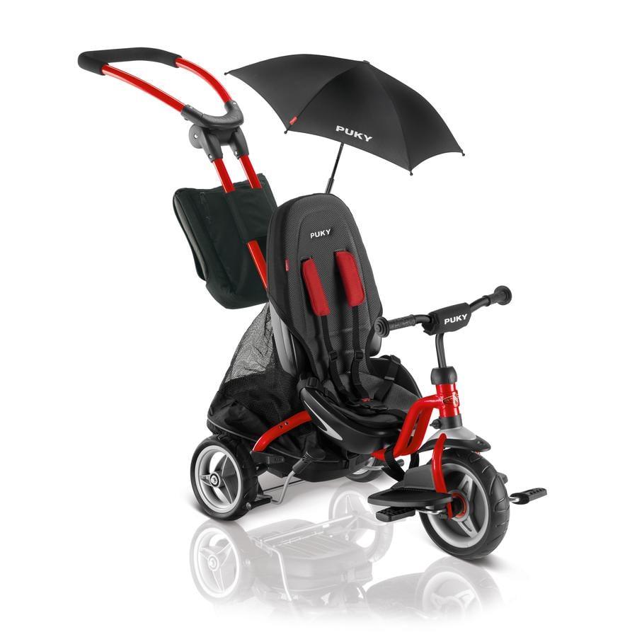 PUKY® Trehjulet cykel CAT S6 Ceety®, rød 2417