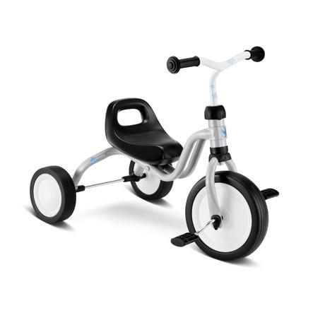 PUKY® Trehjuling Fitsch®, ljusgrå 2514