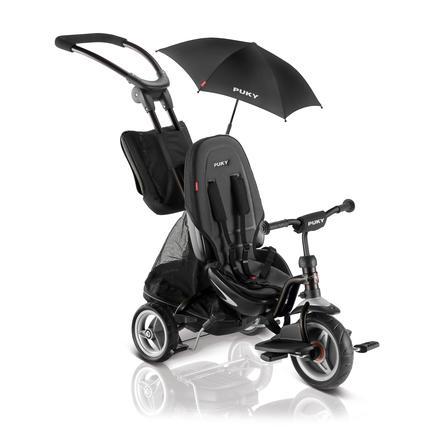 PUKY® Triciclo CAT S6 ceety®, negro 2418