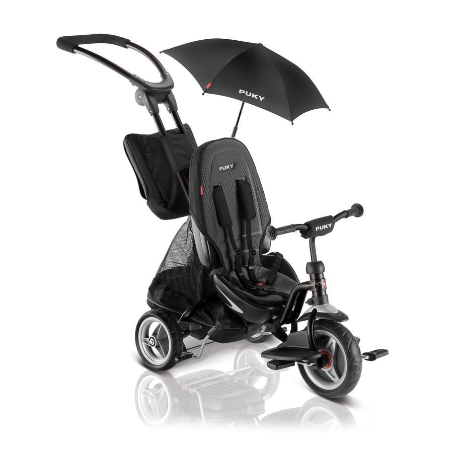 PUKY® Triciclo CAT S6 Ceety®, nero 2418