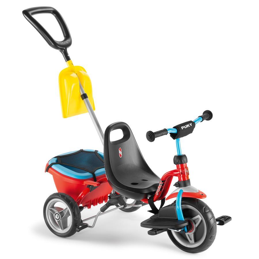 PUKY® Dreirad CAT 1 SP rot/blau 2441