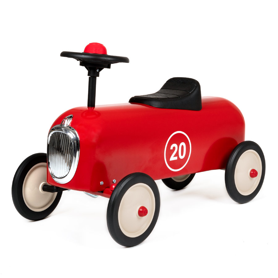 Baghera Porteur enfant Racer, rouge