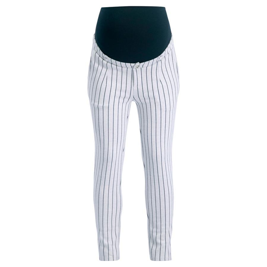noppies Těhotenské kalhoty Nanda silver birch