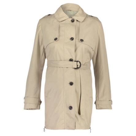 noppies Trenchcoat Nancy plaza taupe taupe