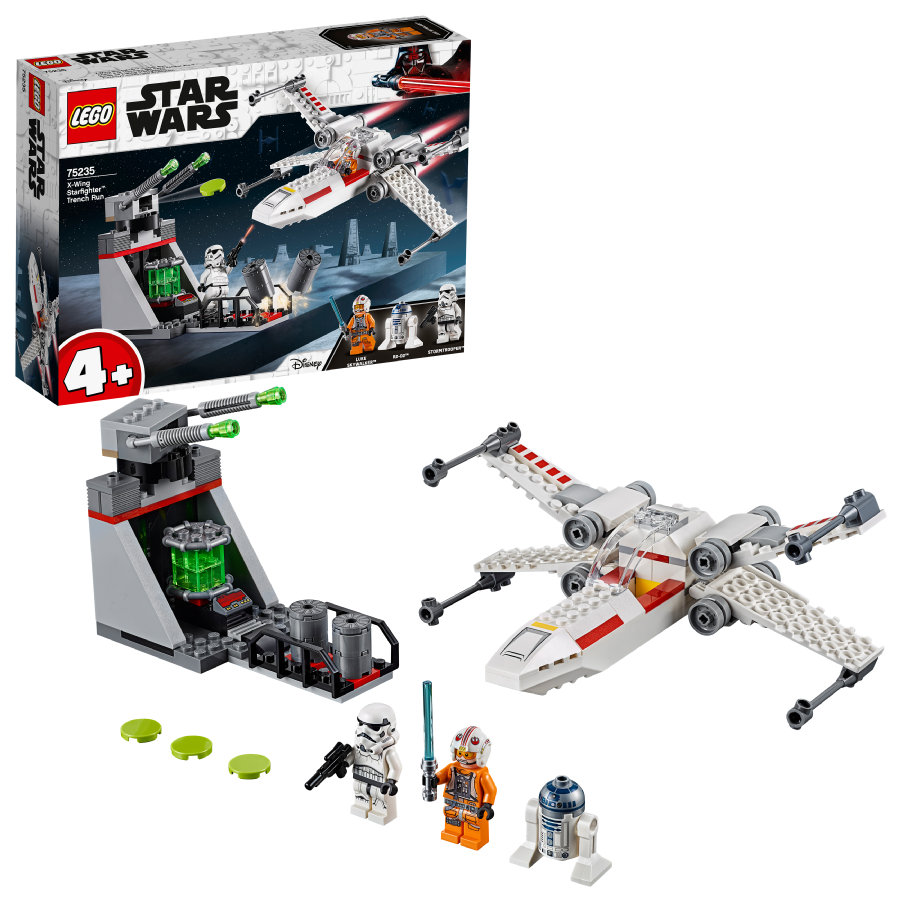 LEGO® Star Wars™ X-Wing Starfighter™ Trench Run 75235