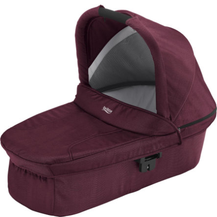 Britax Capazo Buggy-Serie Wine Red Denim