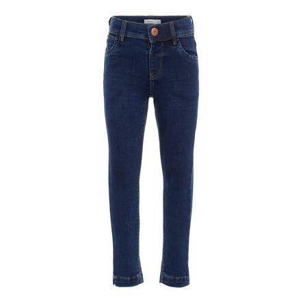 name it Girls Jeans Polly mørkeblå denim