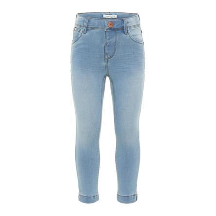 name it Girl s Jeans Jeans Polly denim bleu clair