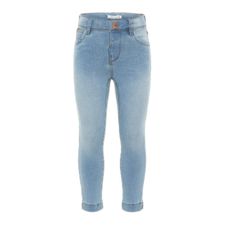 name it Girl s Jeans Polly lichtblauw spijkerbroek denim