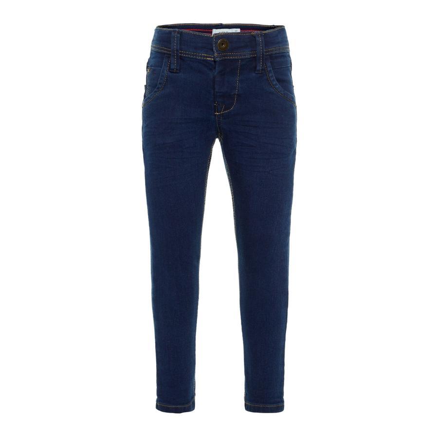 name it Boys Jeans Silas jean bleu foncé