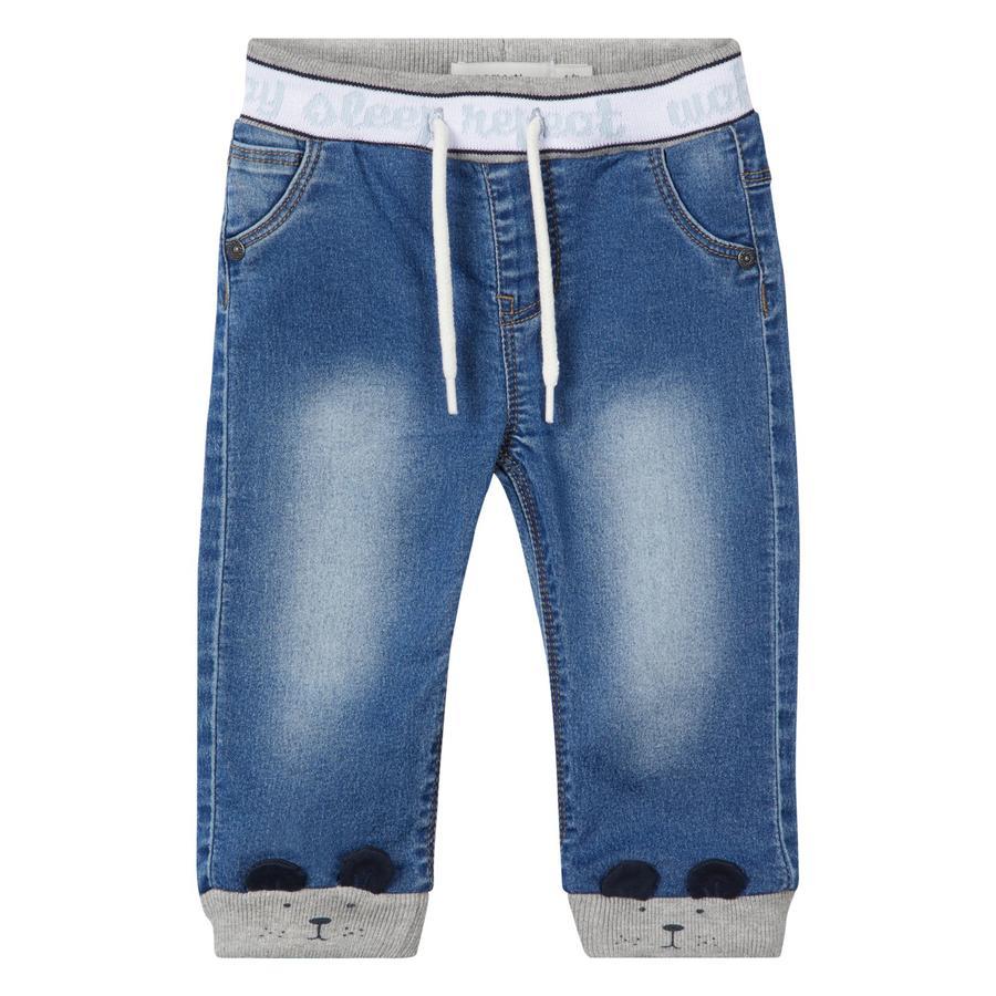 name it Boys Jeans Bob medium blå denim