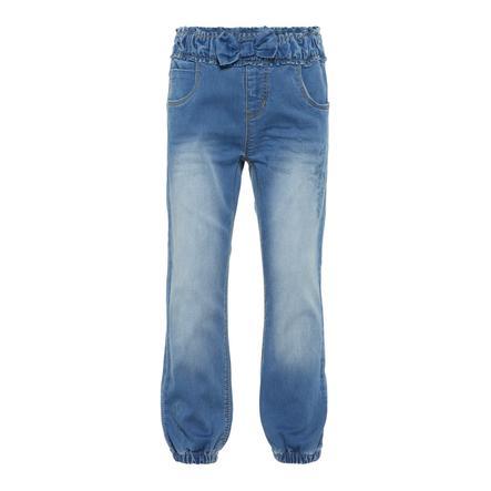 name it Girls Jeans Bibi medium blå denim