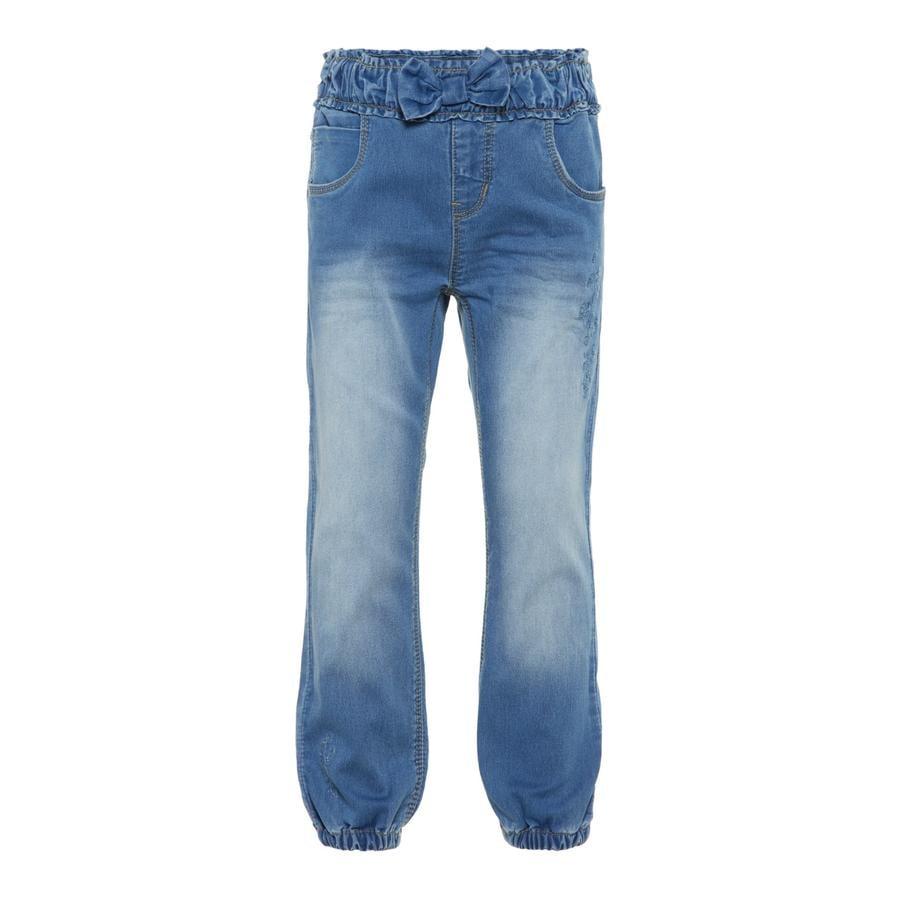 name it Girl Jeans Bibi jeans Bibi medio blu denim
