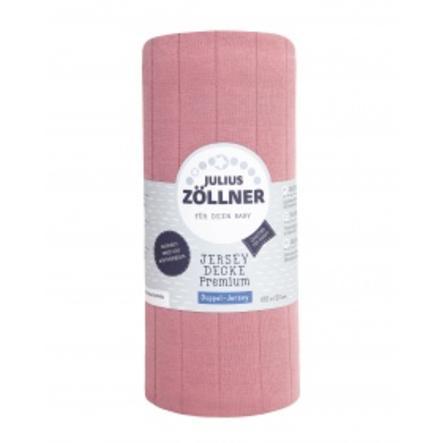JULIUS Jersey ZÖLLNER přikrývka Premium Pearl 120x100 cm