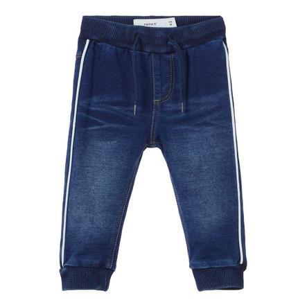 name it Jeans Romeo mörkblå denim