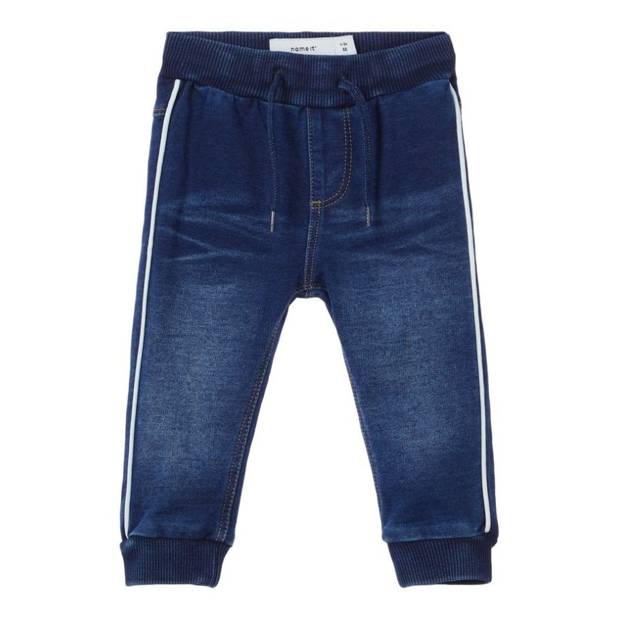 name it Boys Jeans Romeo blu scuro denim