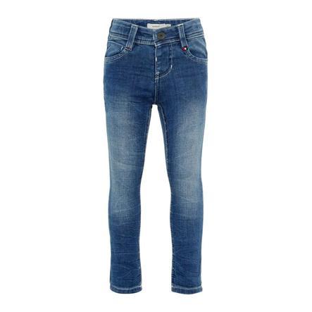 name it Boys Jeans Theo medium blue denim