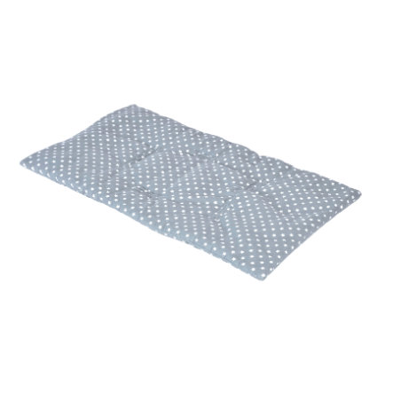 AMAZONAS Couverture bébé hamac Sunny gris 88x46 cm
