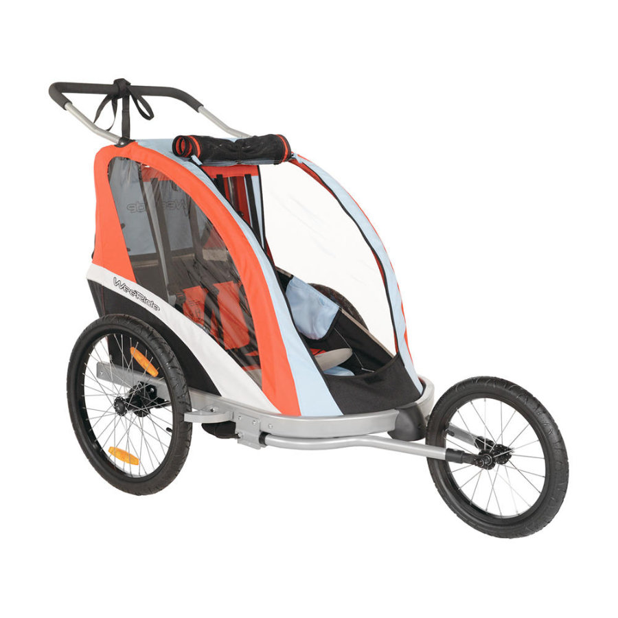 WeeRide Buggy Go Trailer complete 3in1