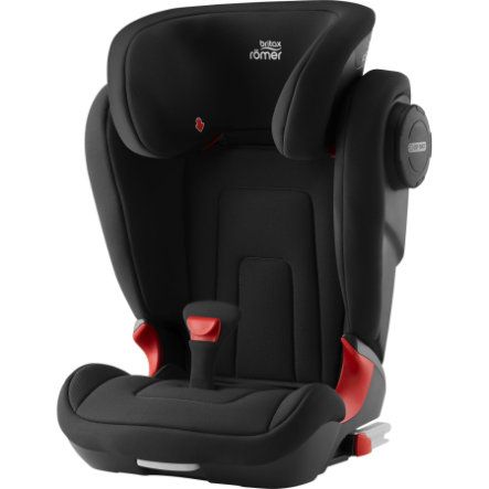 BRITAX RÖMER Fotelik samochodowy Kidfix 2S Cosmos Black