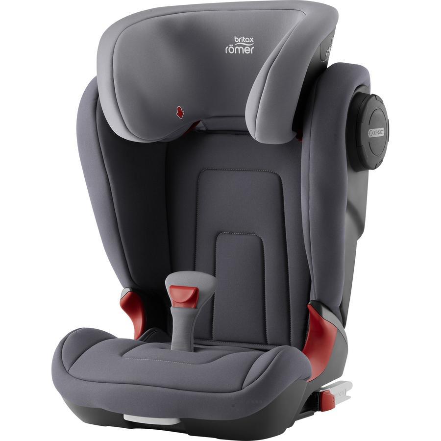 BRITAX RÖMER Fotelik samochodowy Kidfix 2S Storm Grey