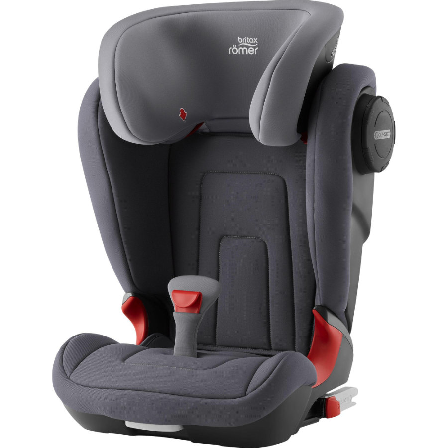 britax römer silla de coche Kidfix² S Storm Gris