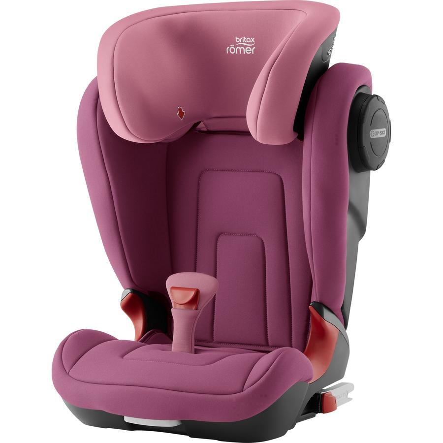 Britax Römer Kindersitz Kidfix 2 S Wine Rose