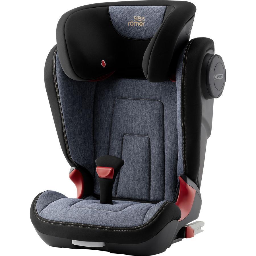 britax römer silla de coche  Kidfix² S Azul Marble