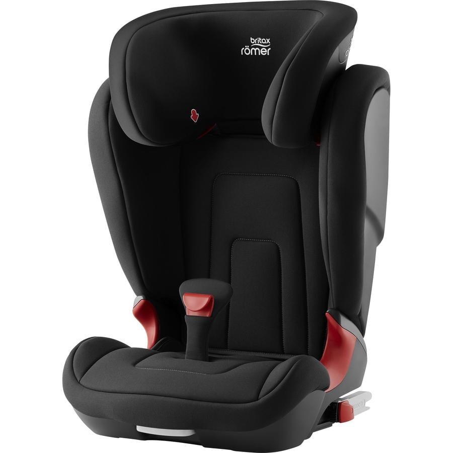BRITAX RÖMER Fotelik samochodowy Kidfix 2 R Cosmos Black