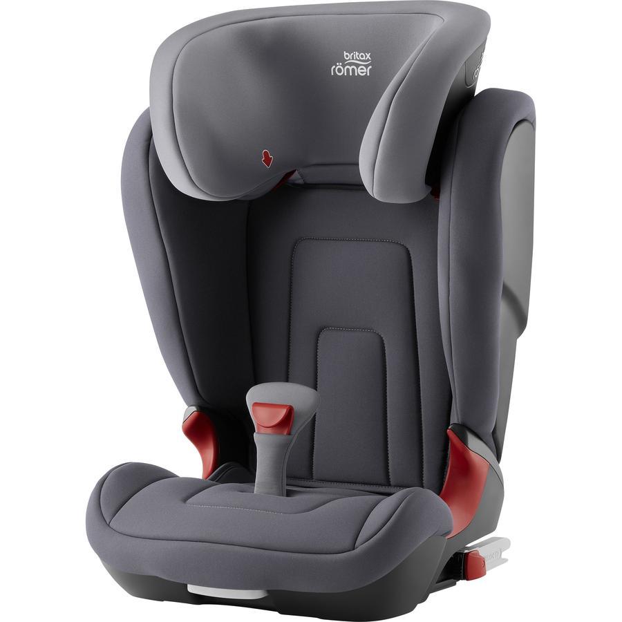 Britax Römer Kindersitz Kidfix 2 R Storm Grey