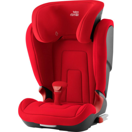 Britax Römer Silla de coche Kidfix 2 R Fire Red, rojo