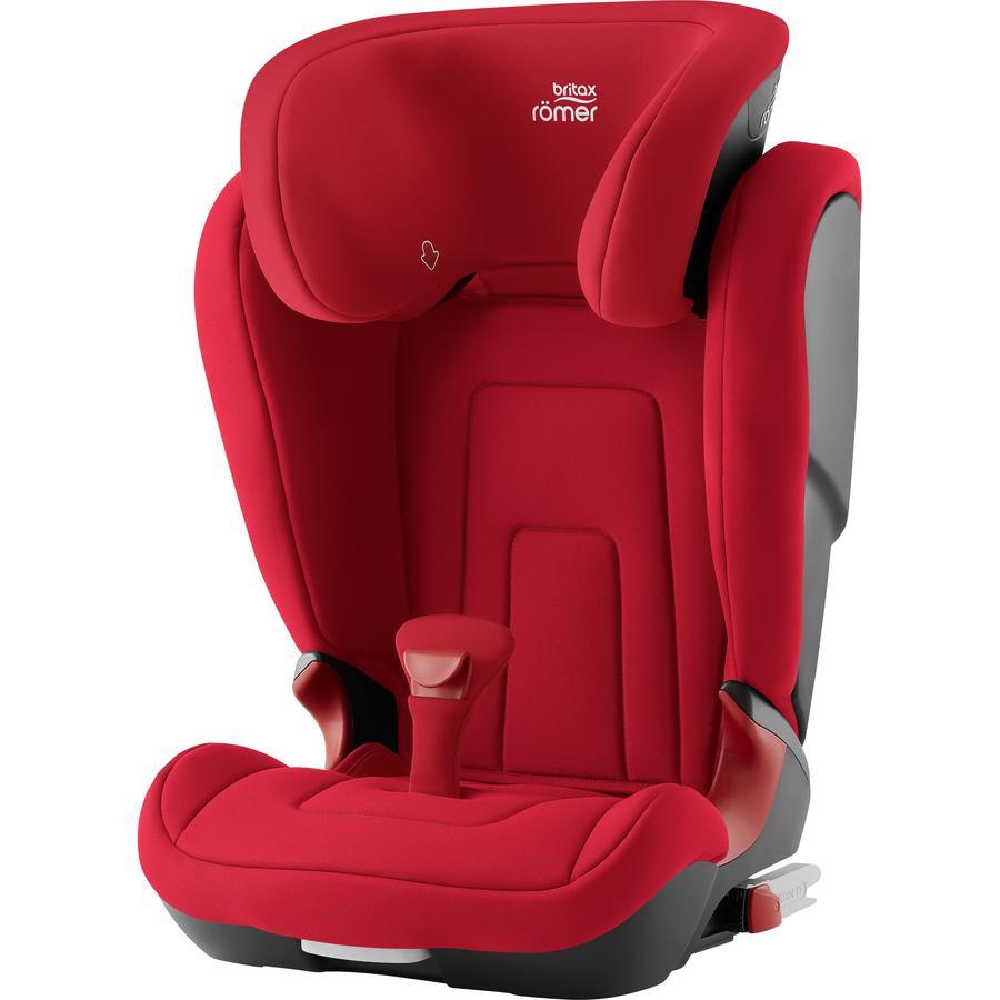 Britax Römer Kindersitz Kidfix² R Fire Red