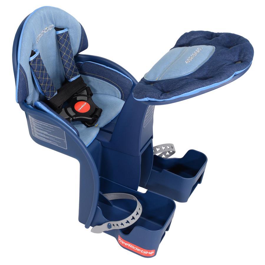 WeeRide Safe Front Deluxe Seat - Denim