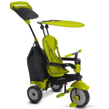 smarTrike® Glow Touch Steering® 4-in-1 Dreirad, grün