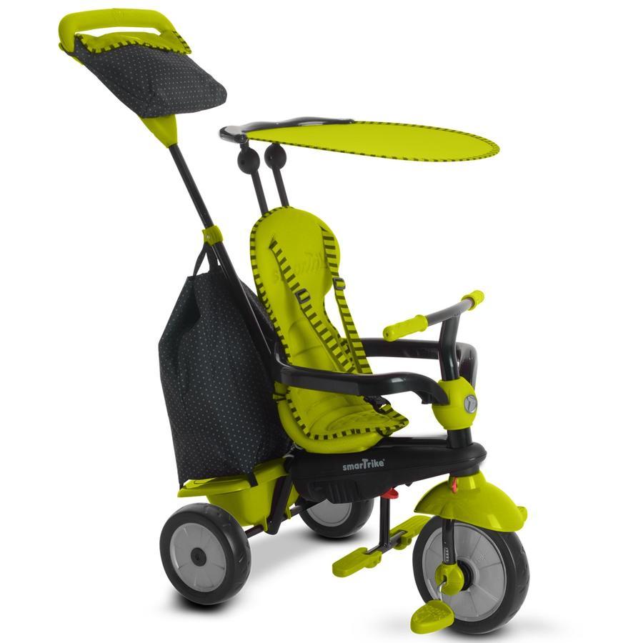 smarTrike® Spirit Touch Steering® trojkolka 4 v 1, zelená