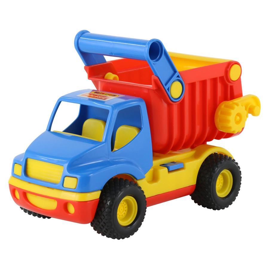 WADER QUALITY TOYS ConsTruck - Camion benne enfant