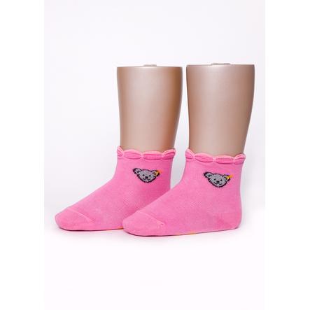 Steiff Socken MIA, pink
