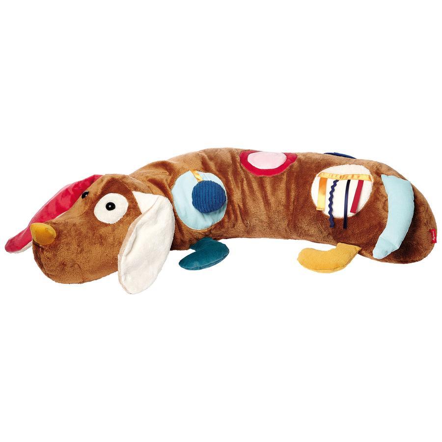 SIGIKID PlayQ Aktywna poduszka do zabawy Piesek